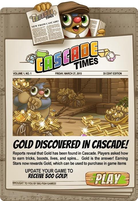 CascadeGold